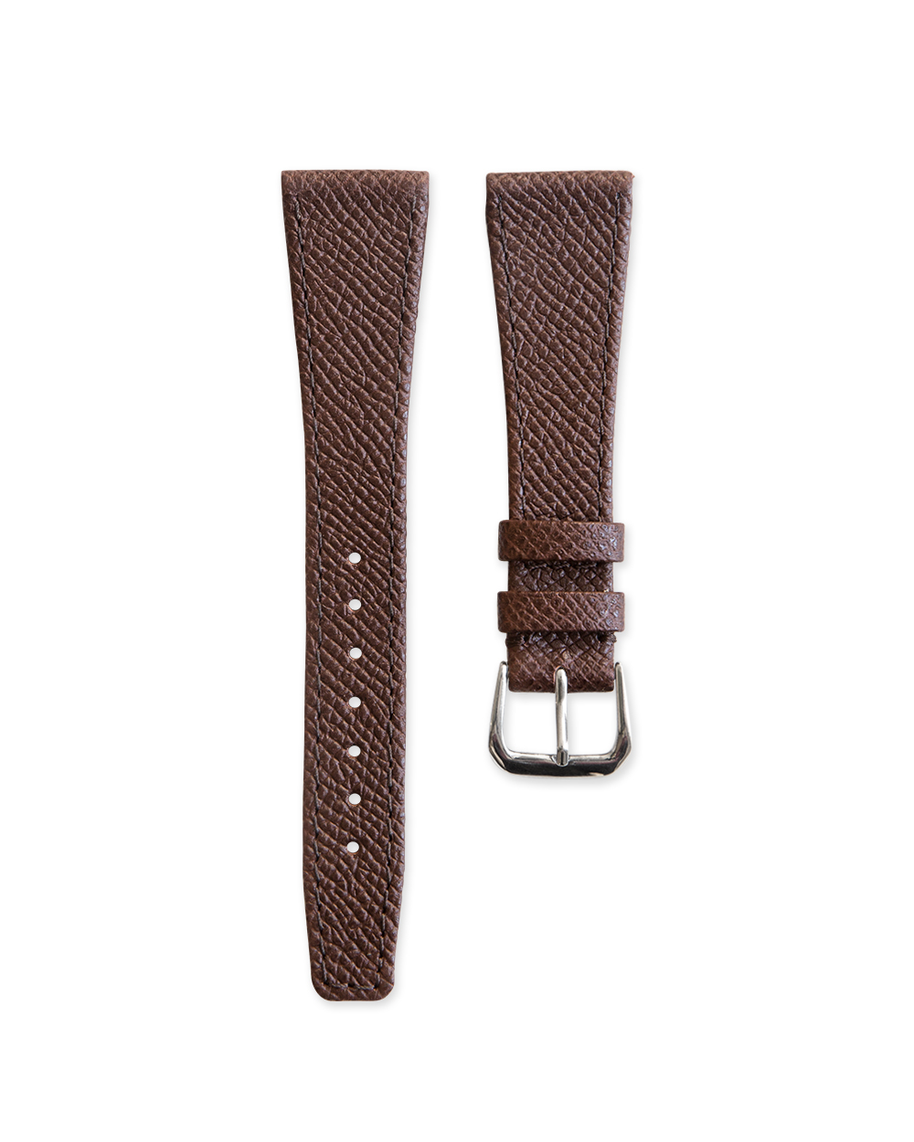 SERICA Watch Straps 1953 Chocolate