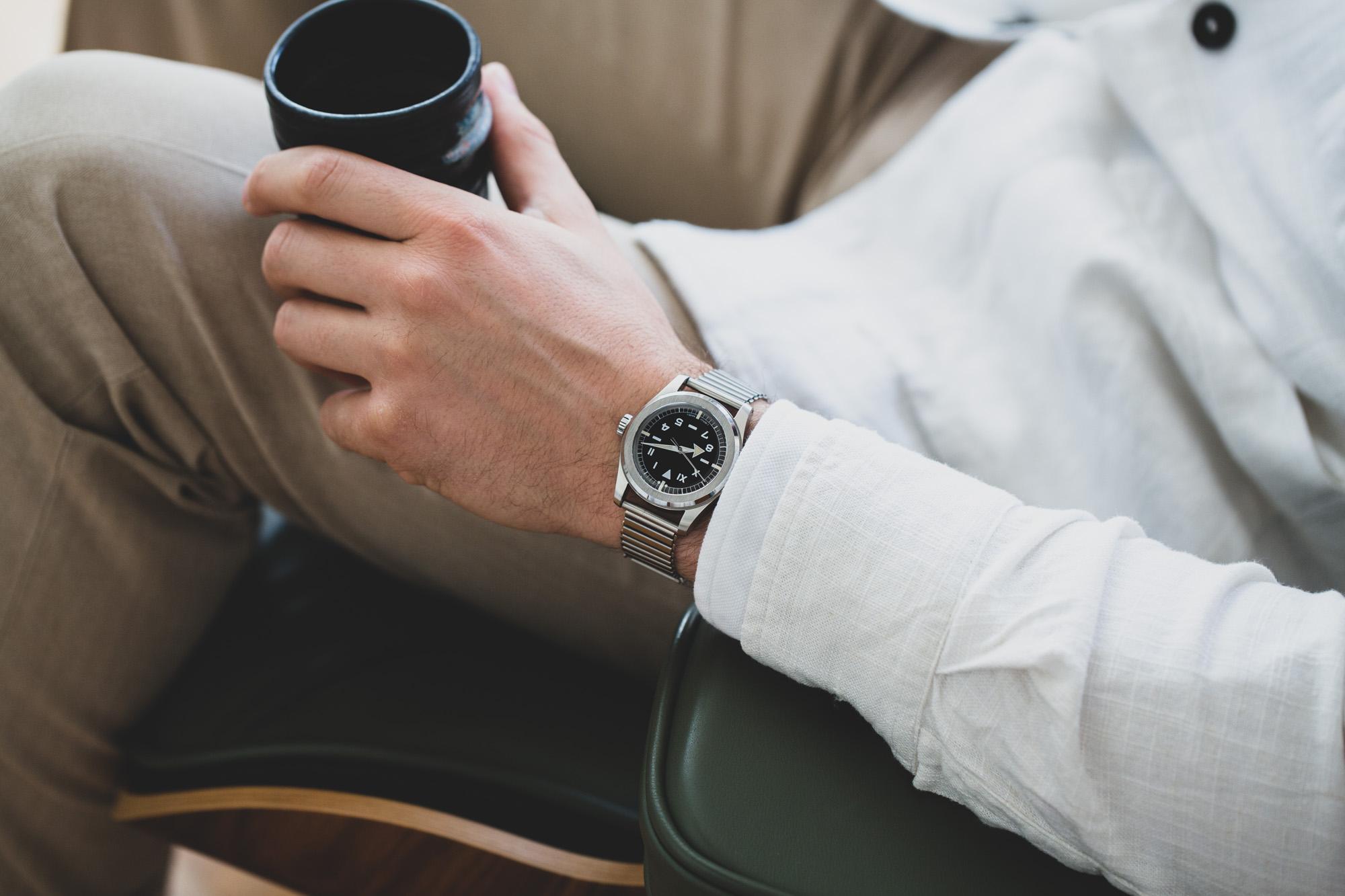 Serica 4512 California Watch