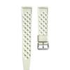 Serica-tropic-off-white-rubber-strap-back